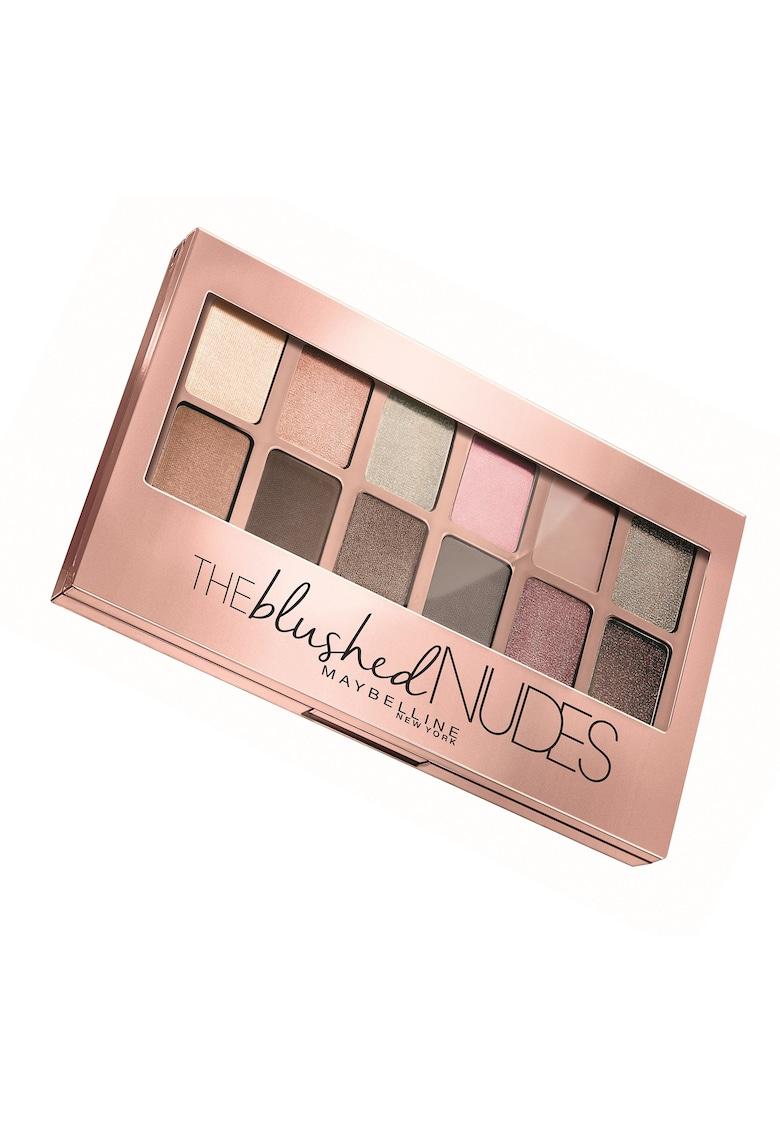 Paleta Fard de pleoape  The Blushed Nudes 01 Blushed Nudes - 7.9 g