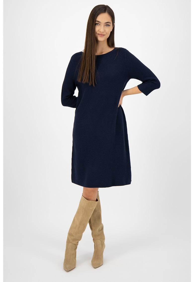 Rochie midi tip pulover