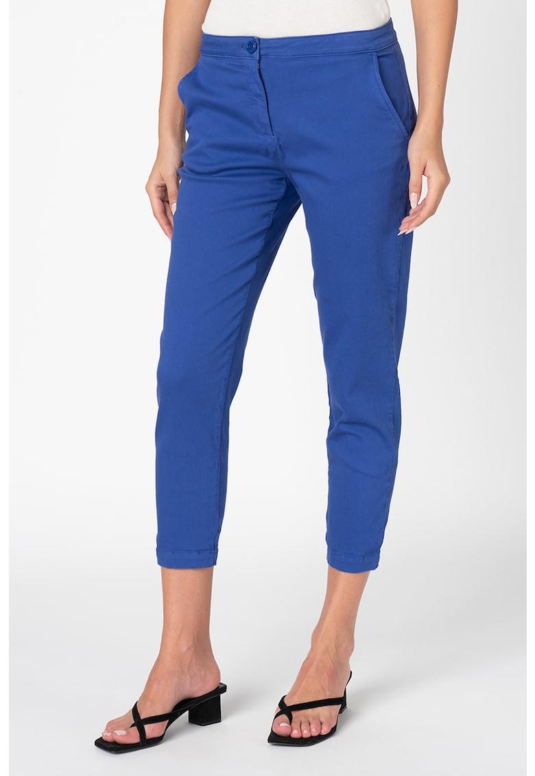 Pantaloni chino trei sferturi