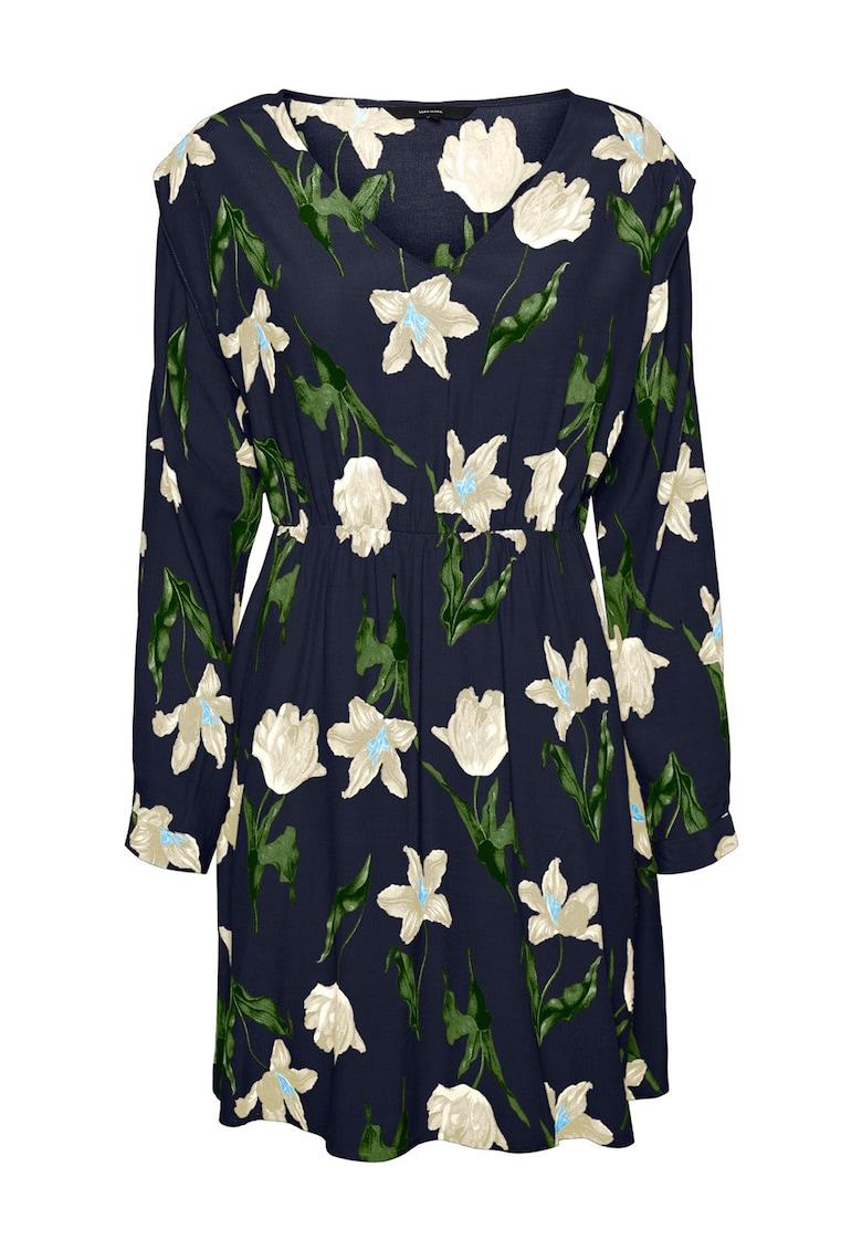 Rochie cu imprimeu floral Vero-Moda
