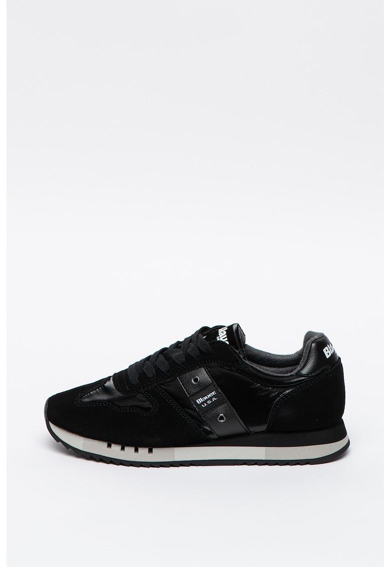 Pantofi sport de piele intoarsa Melrose imagine