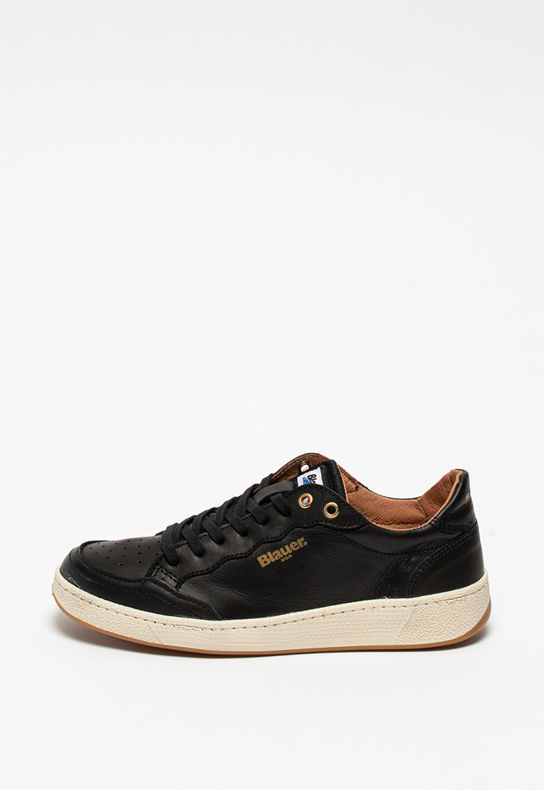Pantofi sport de piele Olympia