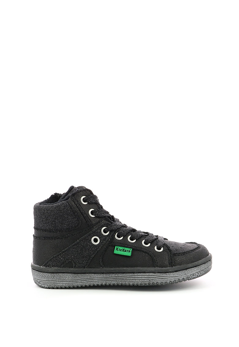 Pantofi sport inalti din piele ecologica cu captuseala din blana sintetica imagine promotie