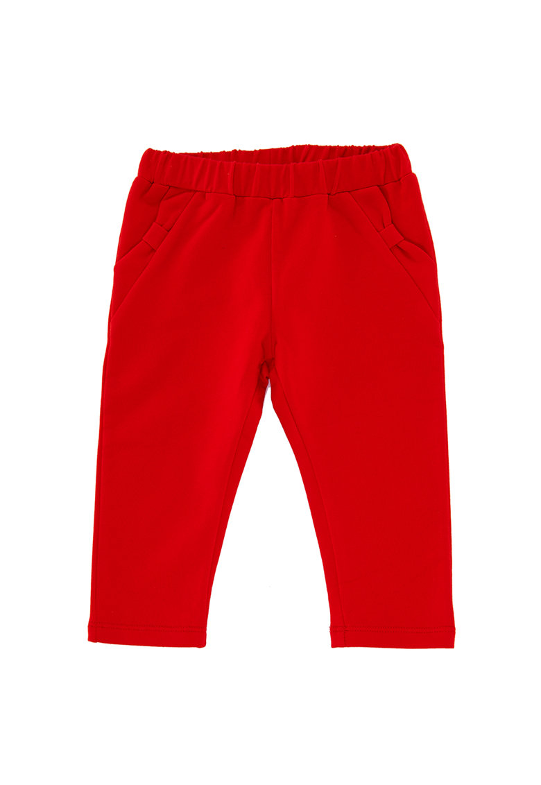 Pantaloni cu buzunare laterale imagine