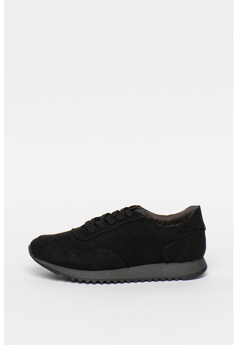 Pantofi sport de piele intoarsa ecologica imagine promotie