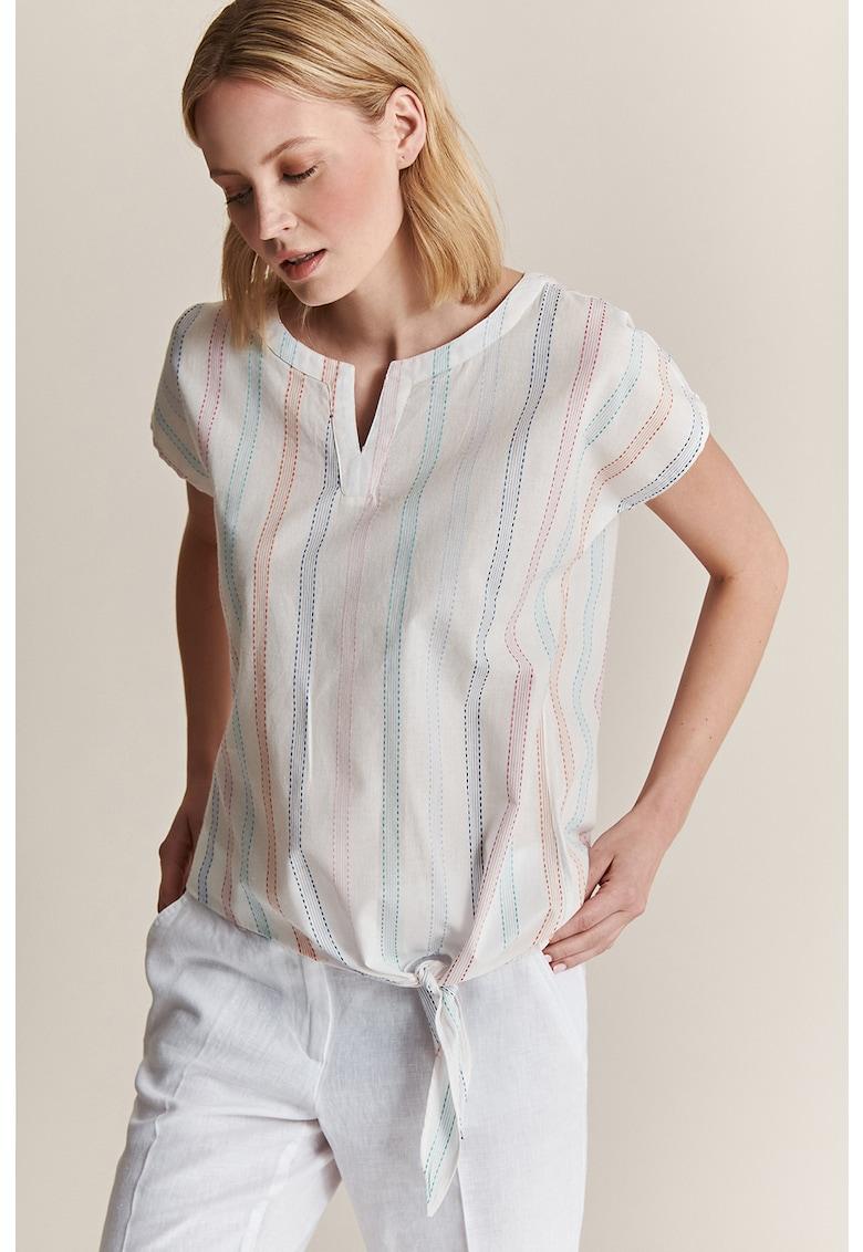 Bluza cu model in dungi Oriana