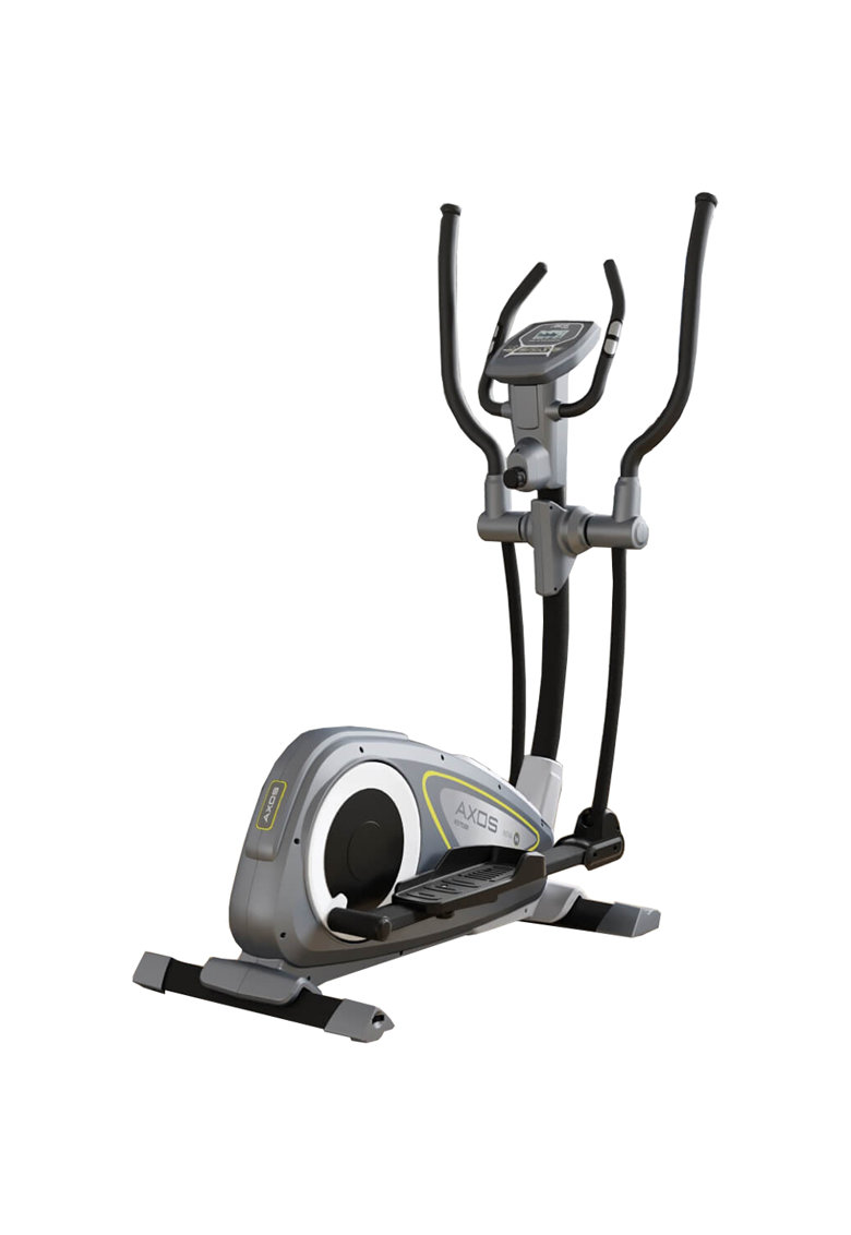Bicicleta fitness eliptica Axos Nova M - greutate volanta 12kg - greutate maxima utilizator 110kg