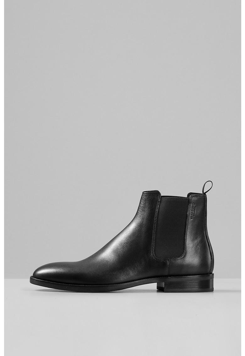 Ghete Chelsea de piele de la Vagabond Shoemakers