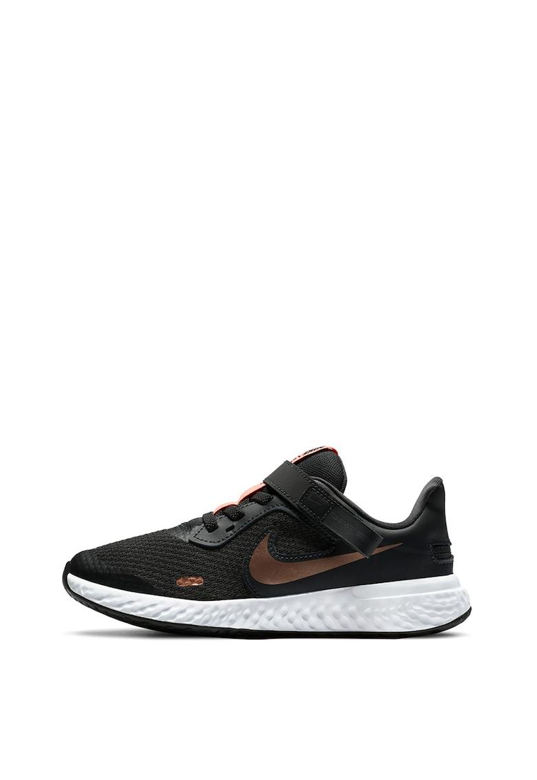 Pantofi sport cu insertii de plasa Revolution 5