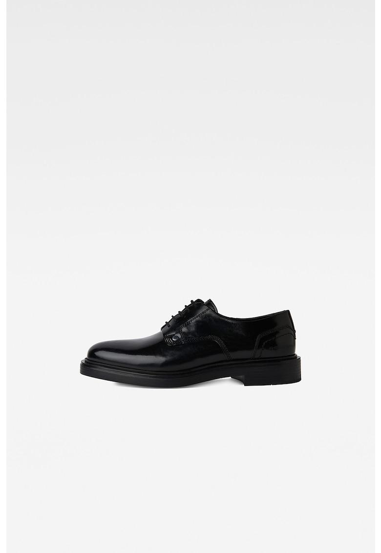 Pantofi Derby din piele imagine