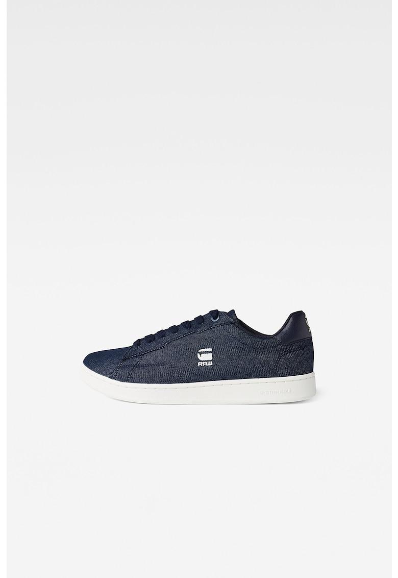 Pantofi sport din denim