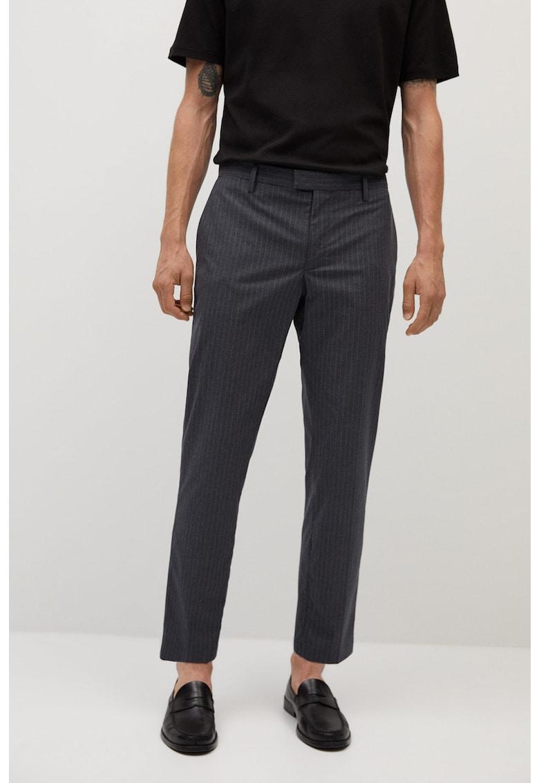 Pantaloni crop slim fit Casadeus
