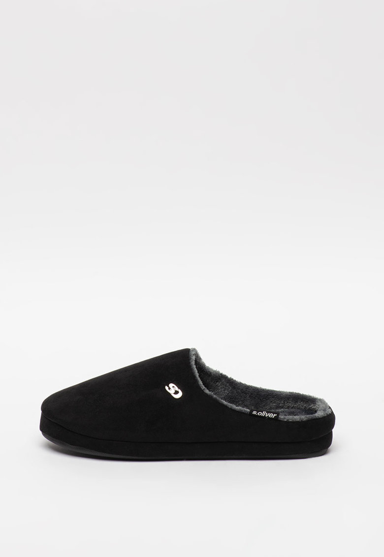Papuci de casa cu logo imagine
