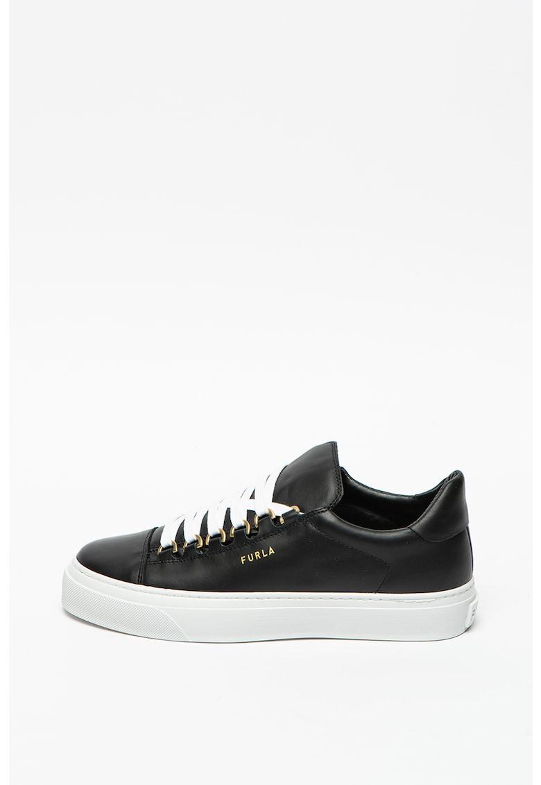 Pantofi sport de piele Hikaia poza fashiondays