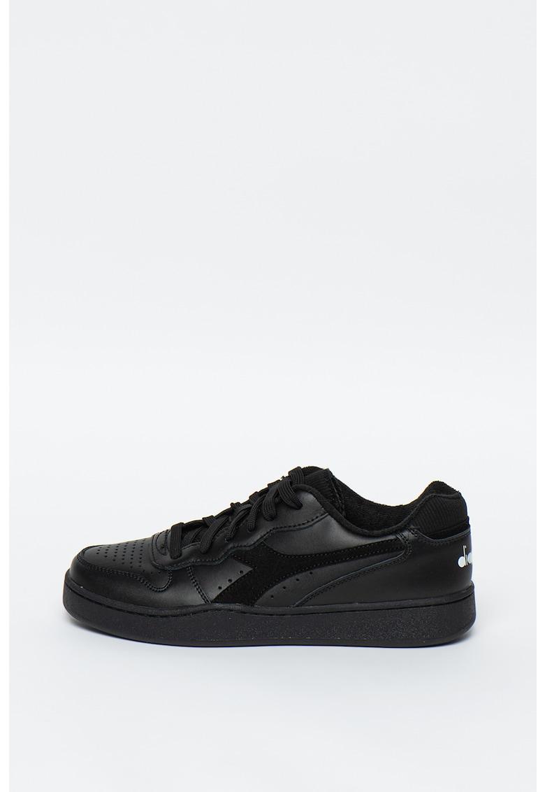 Pantofi sport unisex de piele Mi Basket