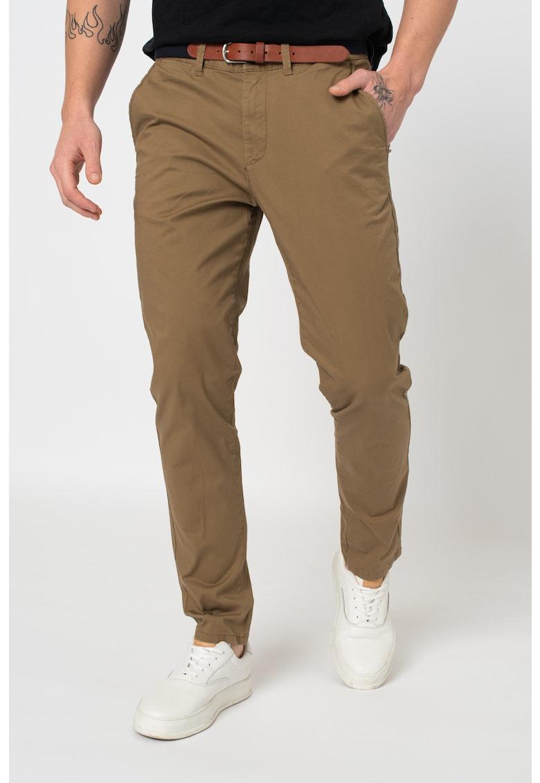 Pantaloni chino slim-fit