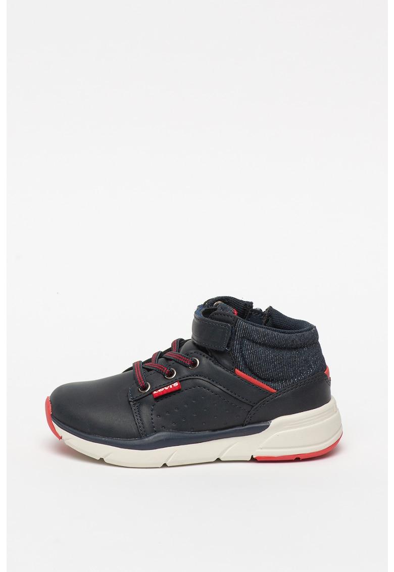 Pantofi sport inalti din piele ecologica New Aspen imagine fashiondays.ro