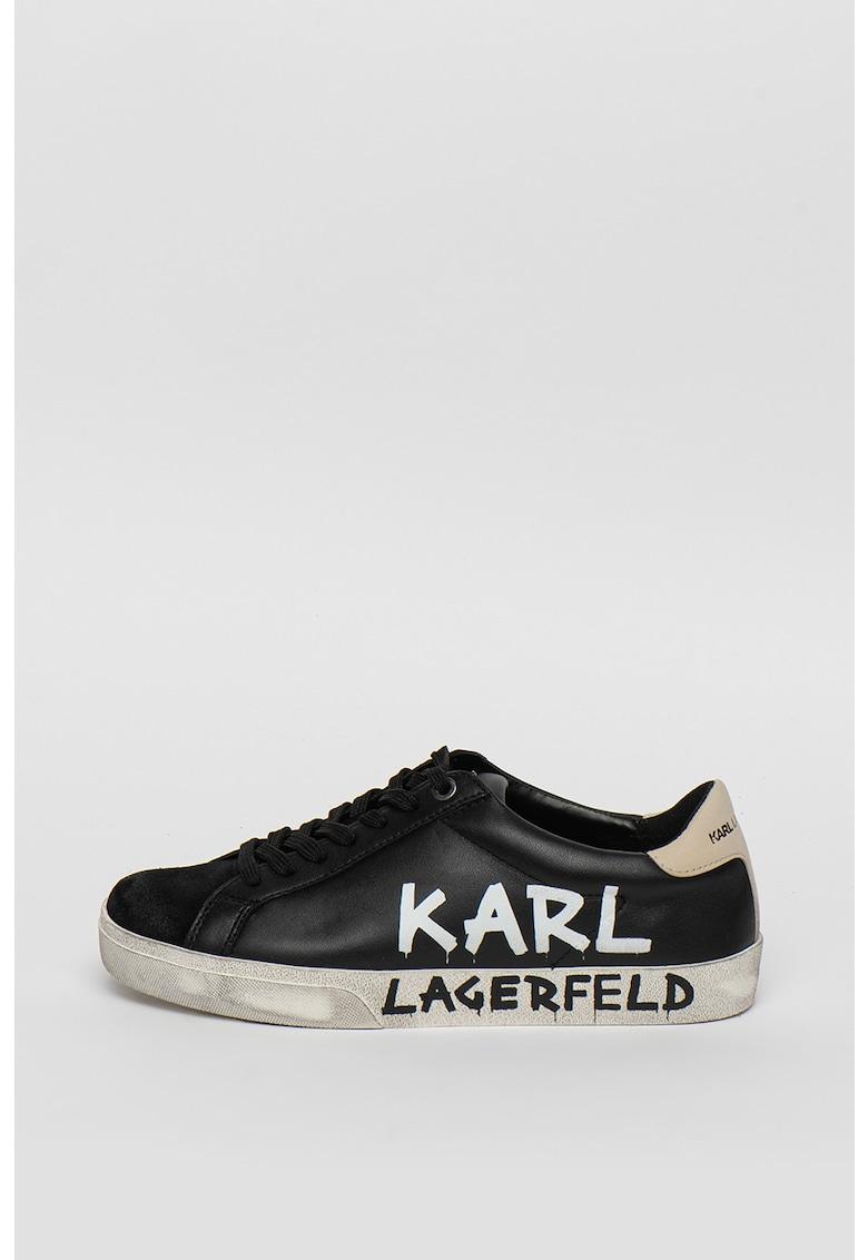 Pantofi sport din piele Skool