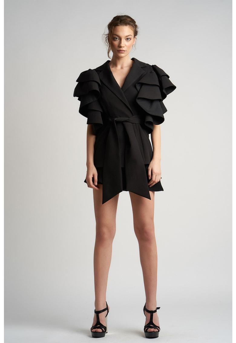 Sacou cu maneci butterfly imagine fashiondays.ro