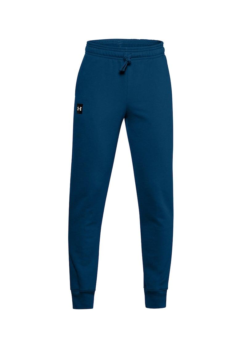 Pantaloni cu snur de ajustare pentru antrenament Rival de la Under Armour