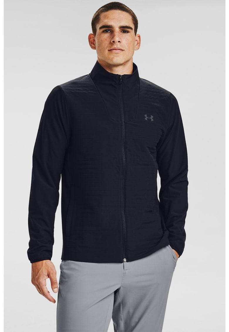 Jacheta de trening - cu imprimeu logo Storm Revo Golf