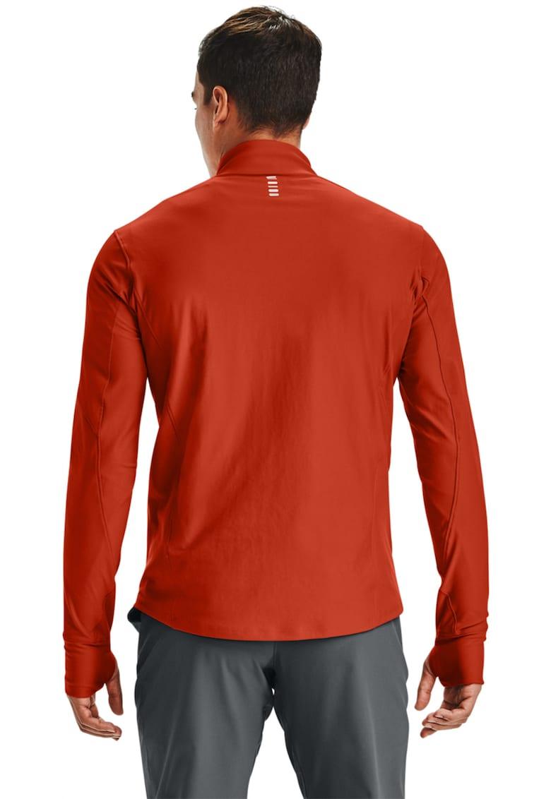 Bluza cu fenta cu fermoar - pentru alergare QUALIFIER imagine