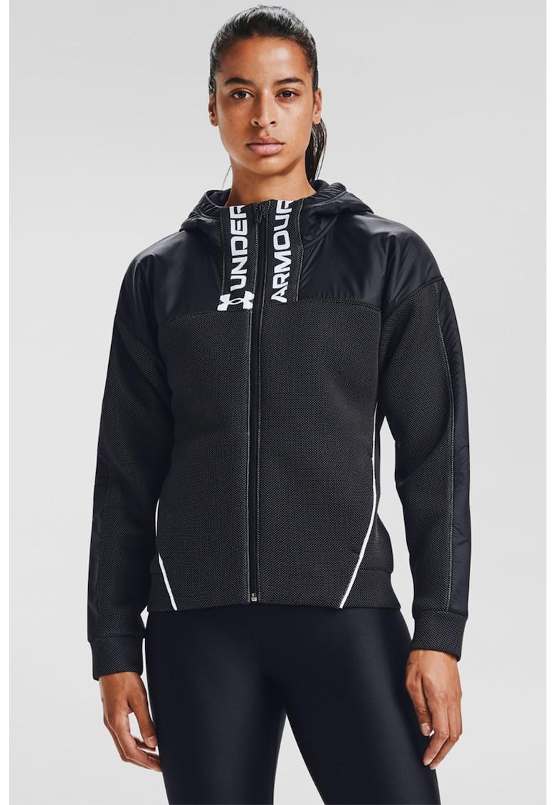 Jacheta cu fermoar - pentru fitness Move imagine