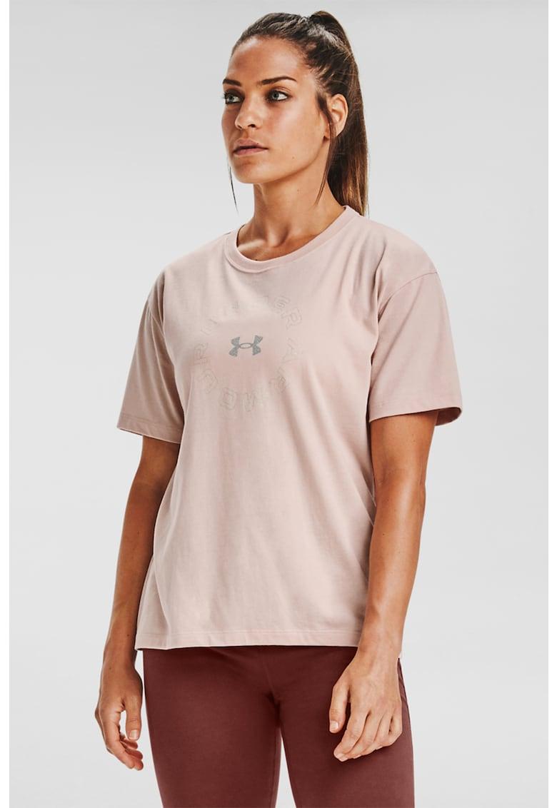 Tricou cu imprimeu logo - pentru fitness Wordmark 1