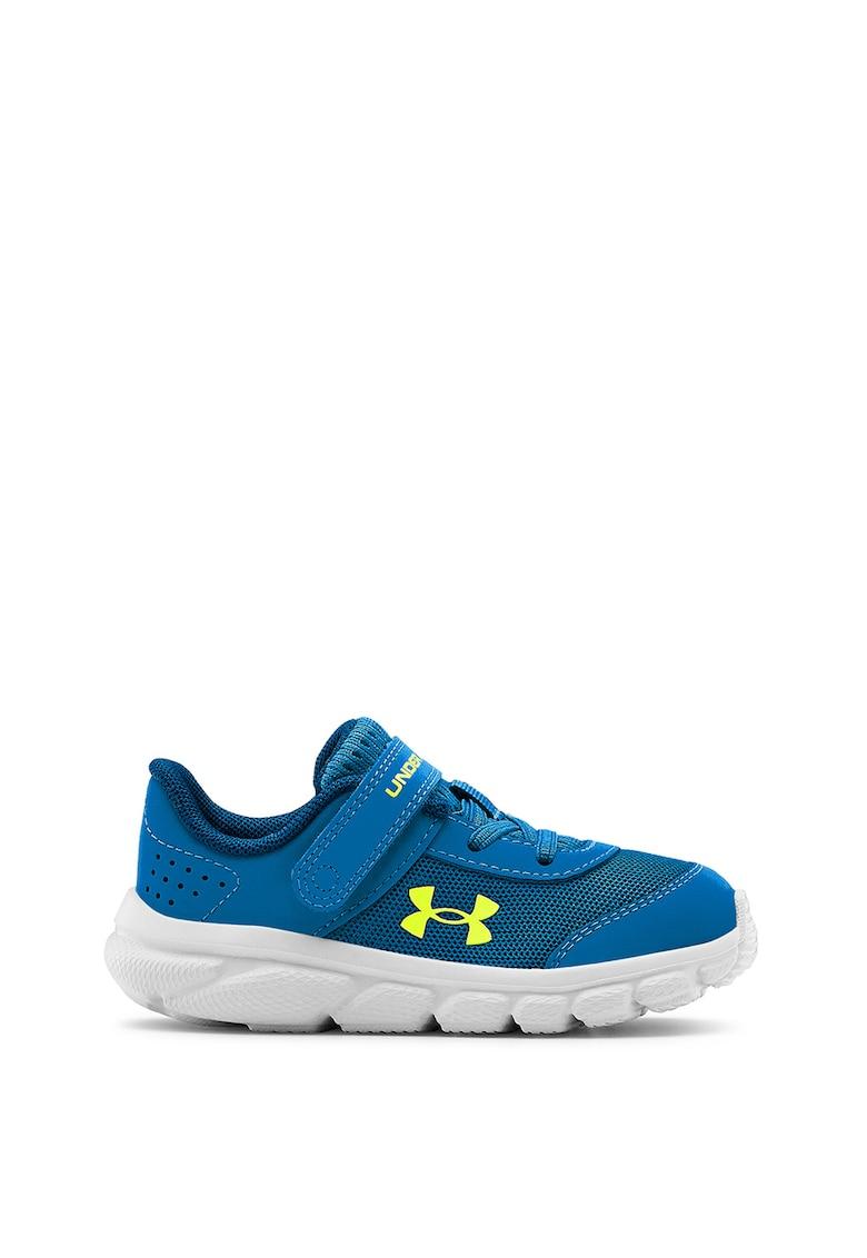 Pantofi cu insertii de piele - pentru alergare Assert imagine