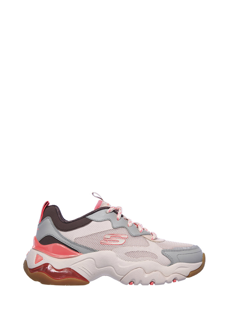 Pantofi sport cu aspect masiv din piele si plasa D'Lites 3.0 - Air Fantastic Vision imagine