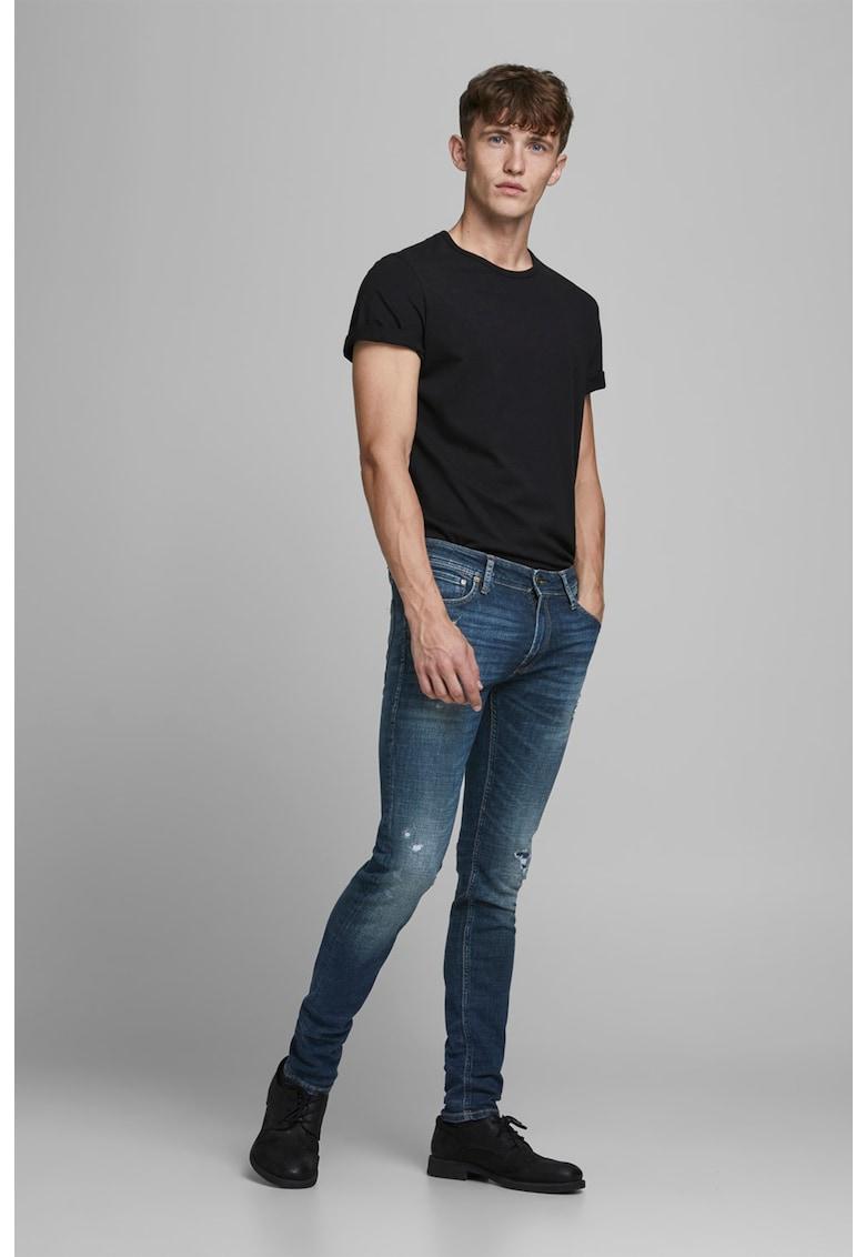 Blugi skinny Liam imagine fashiondays.ro