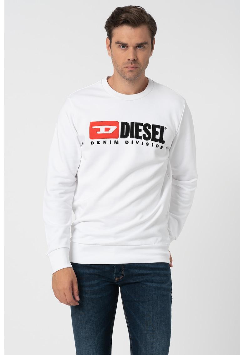 Bluza sport cu logo brodat Division
