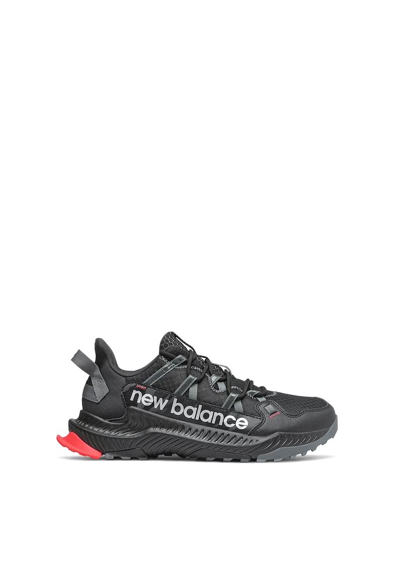 Pantofi sport cu insertii de plasa Shando