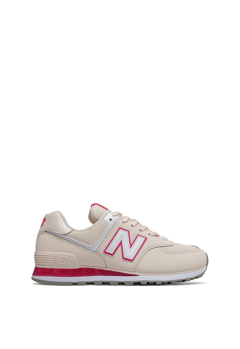 Pantofi sport cu talpa contrastanta 574