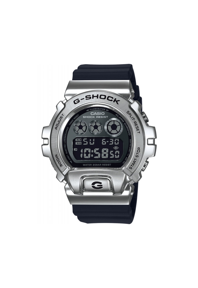 Ceas barbatesc G-Shock Quartz Argintiu imagine