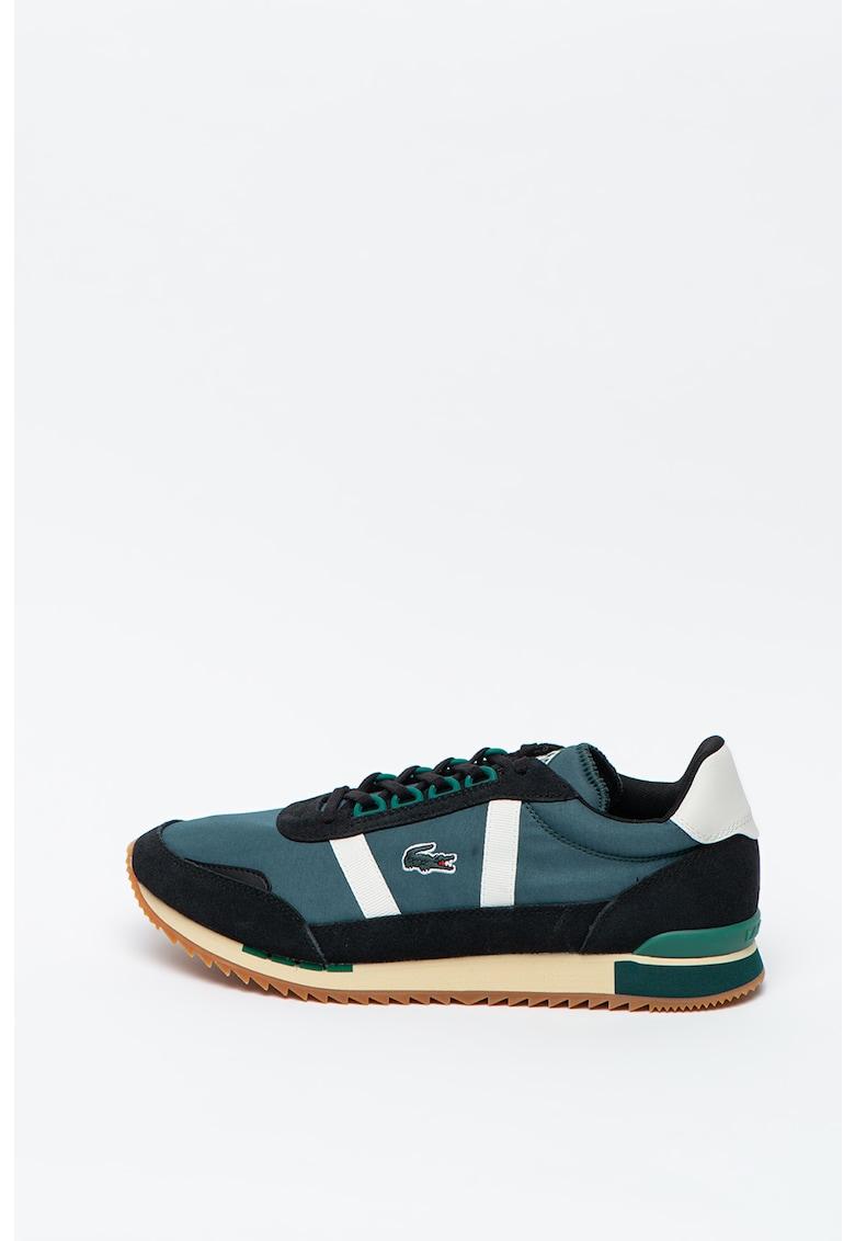 Pantofi sport cu garnituri de piele intoarsa Partner Retro