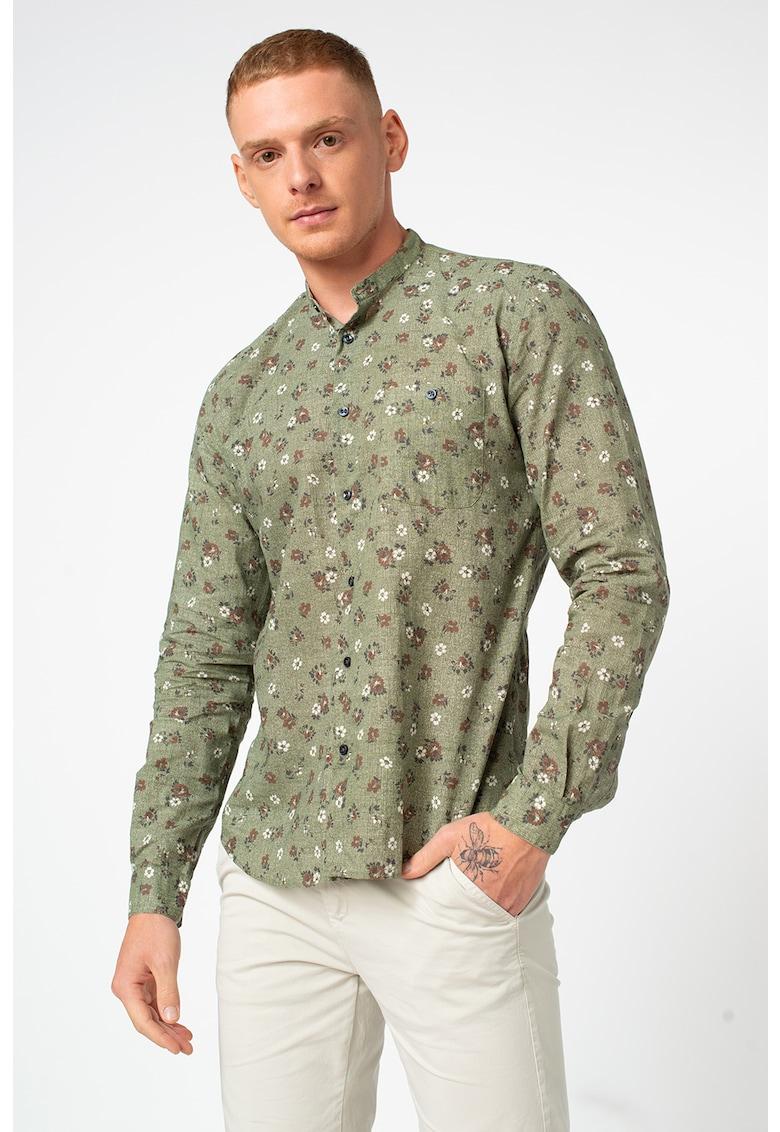 Camasa tip tunica cu imprimeu