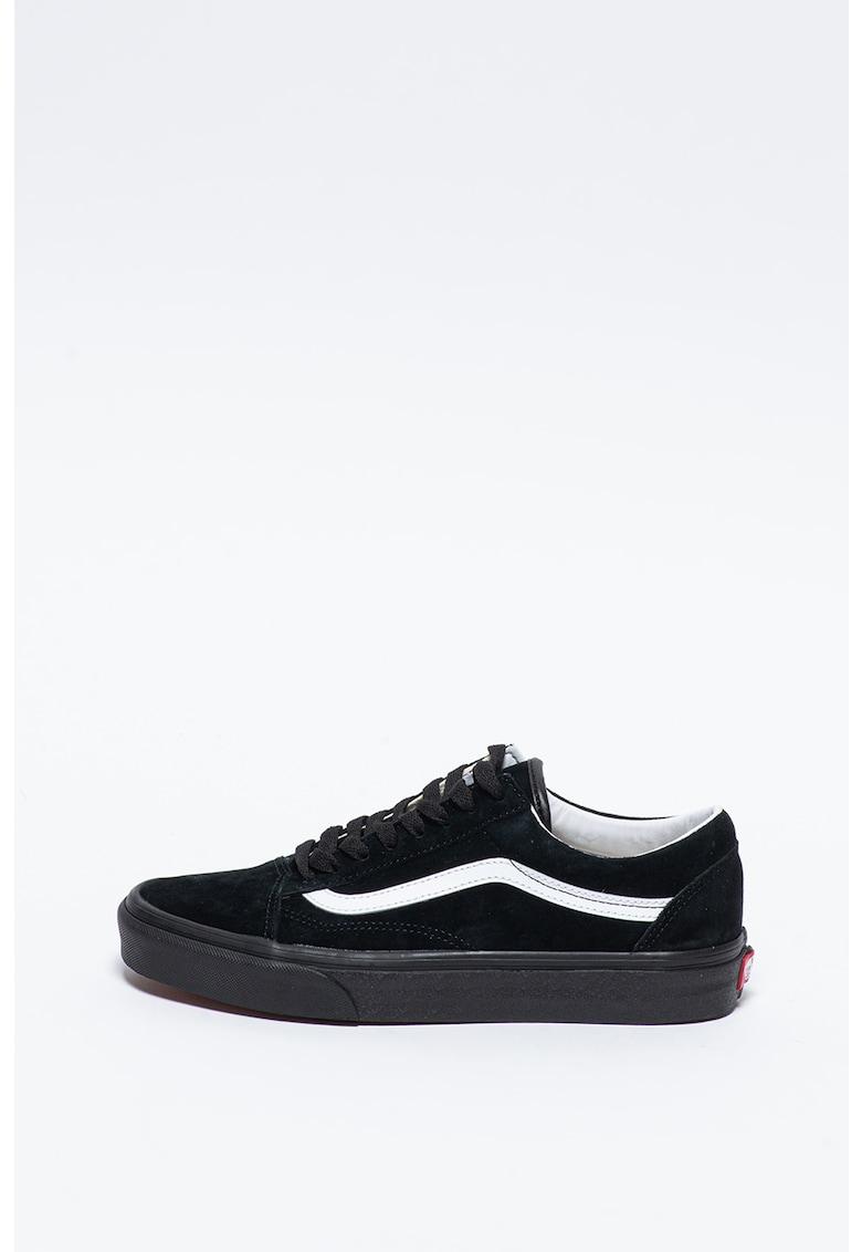 Pantofi sport unisex din piele intoarsa Old Skool imagine