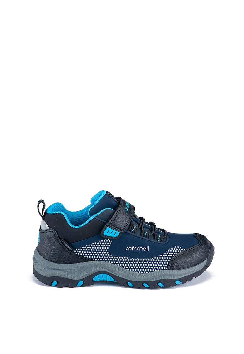 Pantofi sport low cut cu segment cu velcro de la Lumberjack