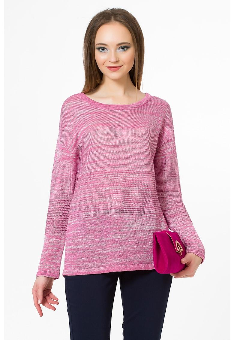 Pulover din amestec de lana imagine fashiondays.ro