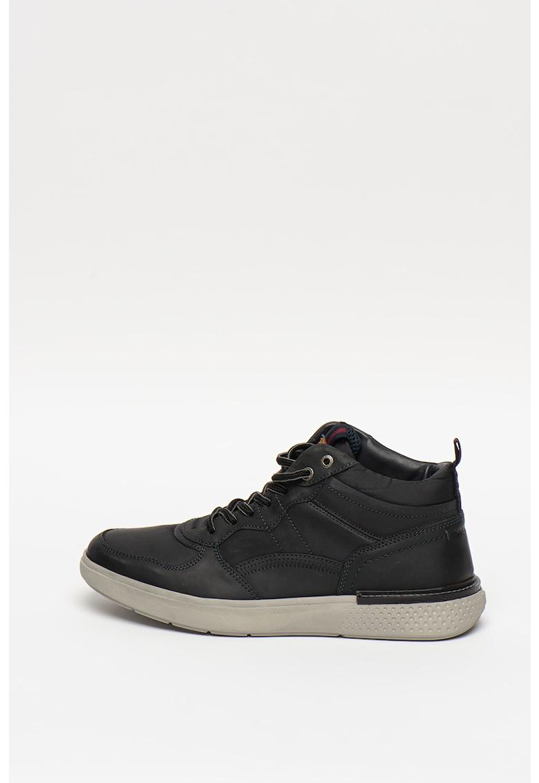 Pantofi sport de piele Discovery