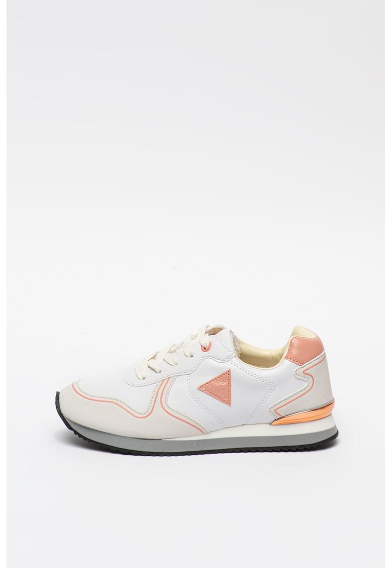 Pantofi sport de piele ecologica imagine