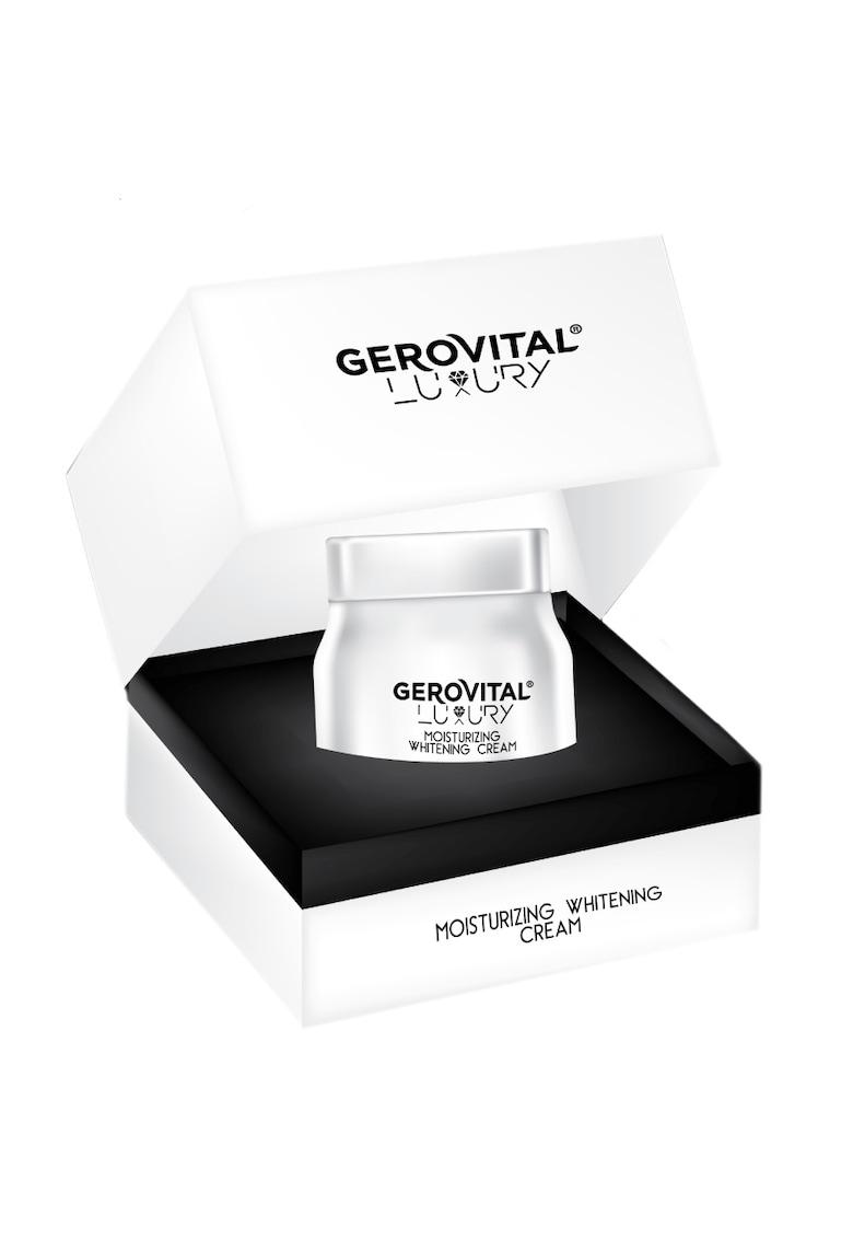 Crema hidratanta pentru albire  Luxury - 50 ml