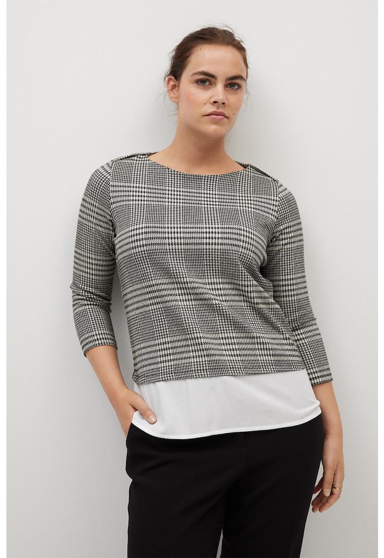 Bluza cu aspect 2 in 1 Gales imagine