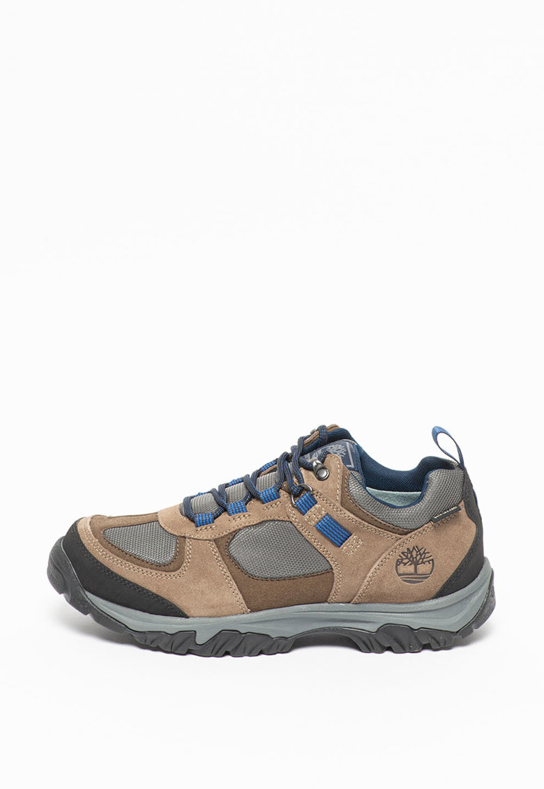 Pantofi sport cu insertii de piele intoarsa Mt Major