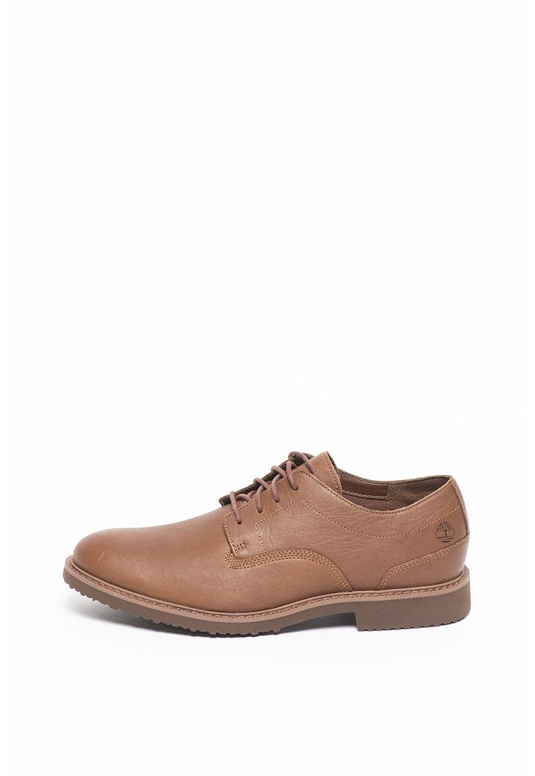 Pantofi Oxford de piele Brook