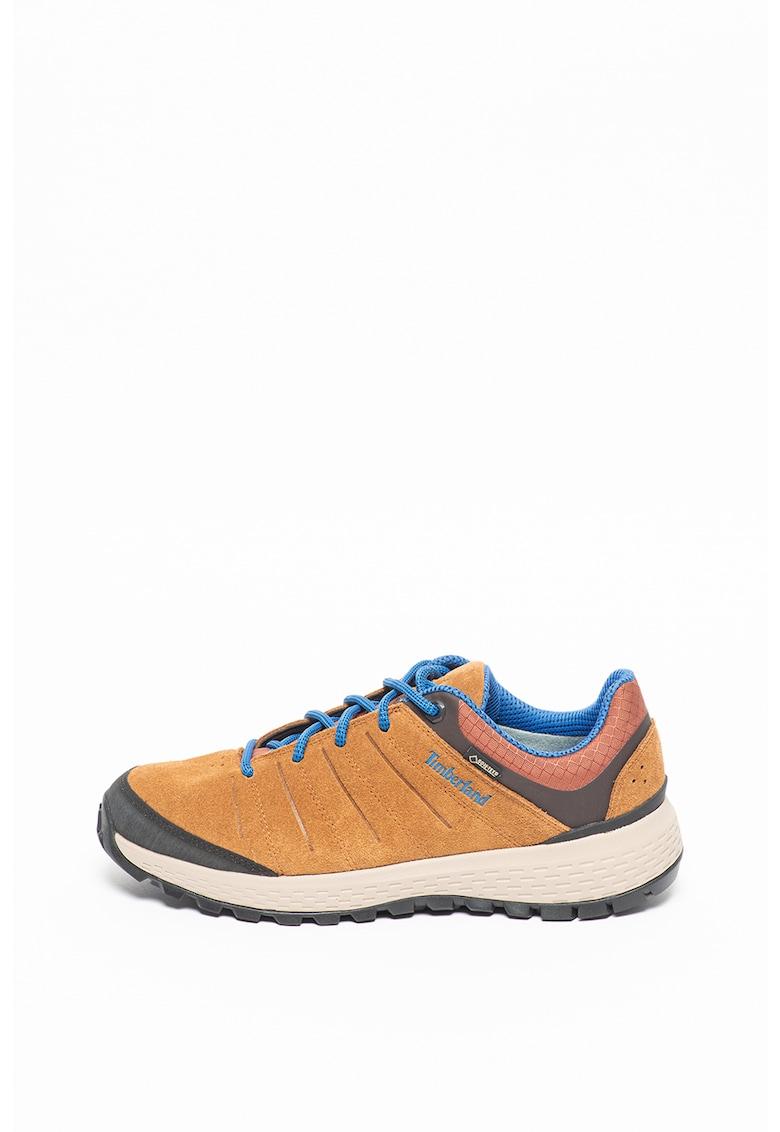 Pantofi sport de piele nabuc Parker Ridge