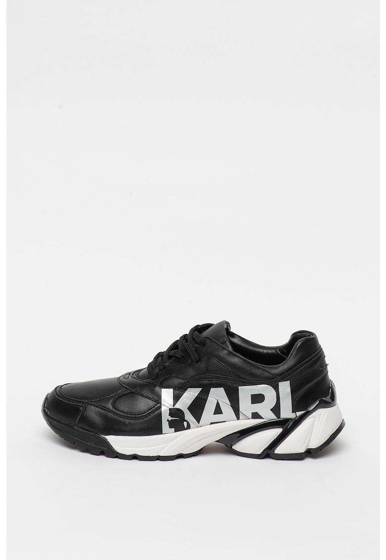 Pantofi sport de piele Volt