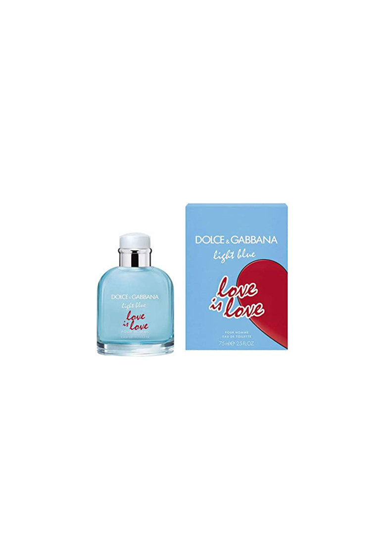Apa de Toaleta  Light Blue Love is Love Pour Homme - Barbati de la Dolce  Gabbana