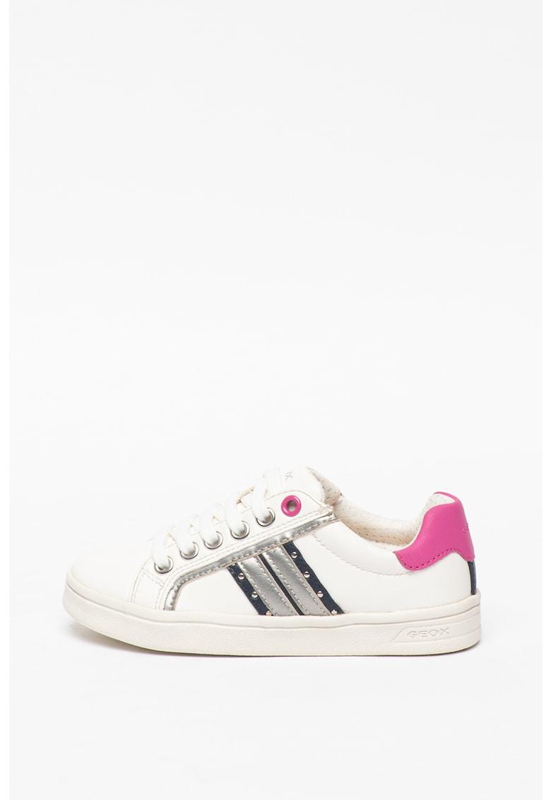 Pantofi sport de piele ecologica Djrock